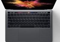 Apple presentó sus nuevos MacBook Pro con Touch Bar y Touch ID