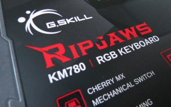 Análisis teclado G.SKILL Ripjaws KM780 RGB