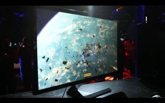 AMD muestra VEGA corriendo Star Wars Battlefront: Rogue One @4K con un CPU Ryzen