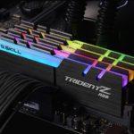 G.Skill anuncia sus nuevas memorias DDR4 Trident Z RGB