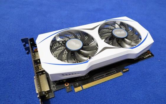 Review ASUS GTX 1050 Ti Dual OC 4GB