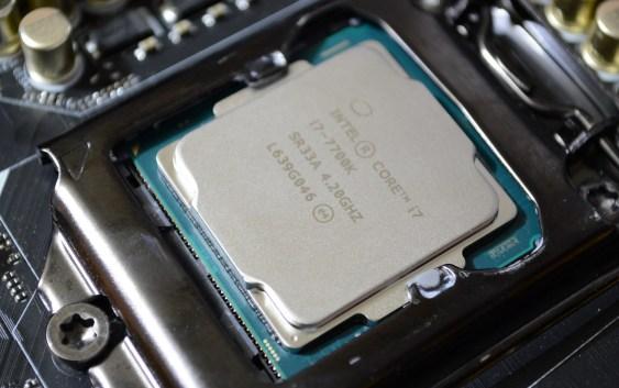 Review Intel Core I7 7700K (Kaby Lake).