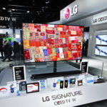 "LG Electronics obtuvo el premio""Best of the best"" en CES 2017 por su línea LG SIGNATURE OLED TV W"