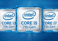 """Intel Core I7-7740K y Core I5-7640K como """"Kaby Lake-X"""" con TDP de 112W y sin IGP."""