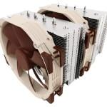 Noctua presenta tres modelos de coolers edición especial con soporte a los nuevos AMD Ryzen (AM4).
