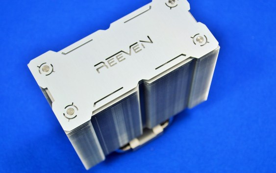 Review Reeven Ouranos CPU cooler.[RC-1401]