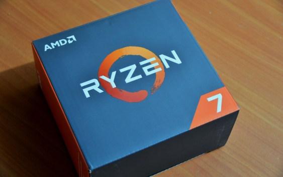 Review AMD Ryzen 7 1700