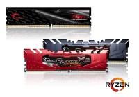 G.Skill anuncia sus memorias especiales para AMD Ryzen