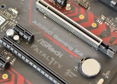 Review ASRock Fatal1ty AB350 Gaming K4