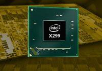 Intel X299 se lanzaría el 30 de mayo del presente año.