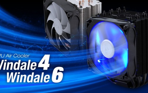 FSP lanza sus disipadores de CPU Windale