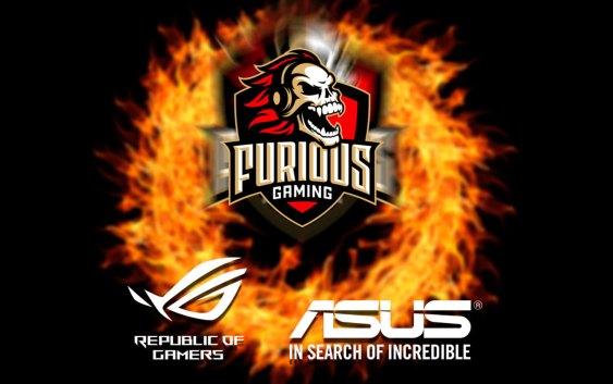 ASUS Republic of Gamers renueva su apoyo al equipo de e-sports Furious Gaming para el 2do Split