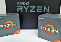 Review CPUs AMD Ryzen 5 1500X y Ryzen 5 1600X