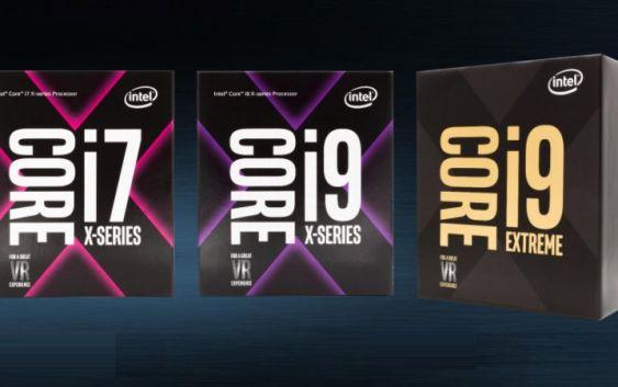 Intel revela su nuevo Intel Core-X con hasta 18 núcleos a 1999 USD