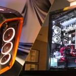 CORSAIR revela Concept Slate, Concept Curve, SYNC IT y otras opciones de refrigeración líquida en COMPUTEX 2017