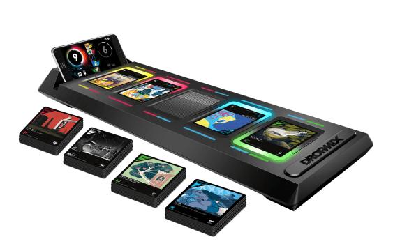 Chile: DROPMIX el nuevo juego para mezclar música de Hasbro estará en FestiGame
