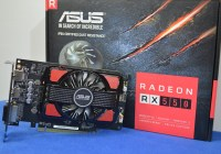 Review ASUS RX 550 4GB