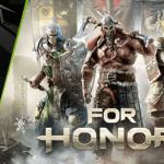 Los usuarios de GeForce Experience podrán recibir una copia de For Honor