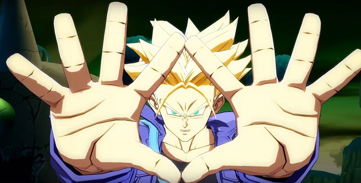 Trunks estará presente en DRAGON BALL FighterZ
