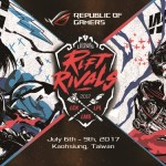 ASUS Republic of Gamers Anuncia Sponsorship Exclusivo para League of Legends 2017 Rift Rivals