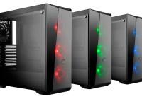 [PR] Cooler Master lanza su nuevo gabinete MasterBox Lite 5 RGB