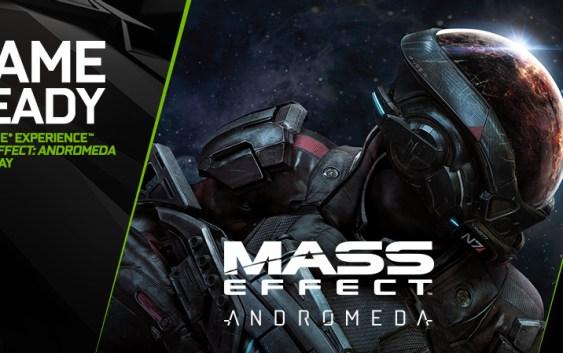 NVIDIA estará regalando códigos de Mass Effect: Andrómeda, solo por HOY!