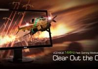 Análisis Monitor ASUS VG248QE: FullHD, 144Hz y 3D Vision Ready