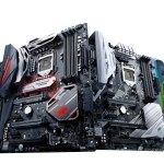 ASUS Anuncia sus Motherboards Z370.