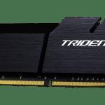 G.Skill anunció sus memorias TridentZ DDR4 de 4600MHz!