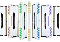 CORSAIR lanza la DDR4 VENGEANCE RGB White