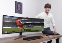 Samsung presenta nuevo monitor curvo con tecnología QLED para gamers