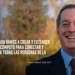 Fallece Paul Otellini ex Presidente y Director Ejecutivo de Intel