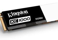 El primer SSD de Kingston del tipo NVMe ya está en Chile
