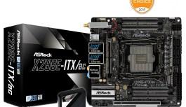 ASRock presenta su motherboard ASRock X299E-ITX/ac