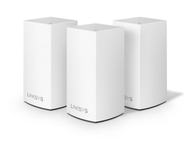 CES2018: Linksys amplía su familia Velop Home Mesh WiFi