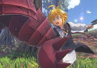 The Seven Deadly Sins: Knights of Britannia sale a la venta
