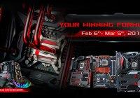 Concurso: ASUS Republic of Gamers anuncia su campaña Tu Fórmula Ganadora