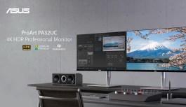 ASUS Anuncia Monitor Profesional ProArt PA32UC