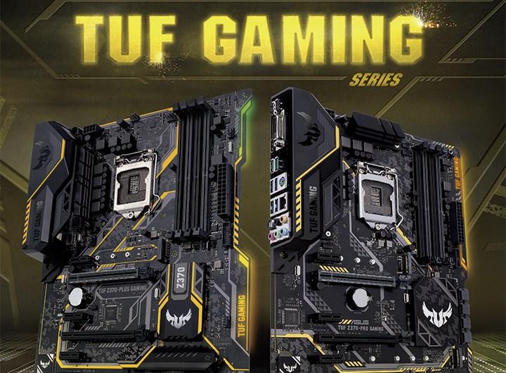 ASUS Anuncia un nuevo miembro en su familia Gamer:  TUF Gaming