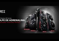 ASUS Anuncia su nueva familia de Tarjetas Gráficas para AMD Radeon llamada AREZ