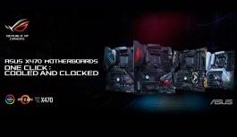 ASUS Lanza sus Placas Madres para AMD X470