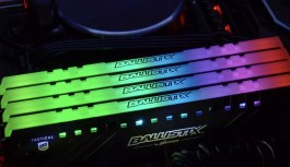 Crucial anuncia sus nuevas memorias DDR4 Ballistix Tactical Tracer RGB