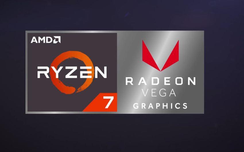 AMD se embarca al mercado móvil de alto rendimiento con Ryzen 7 2800H y Ryzen 5 2600H