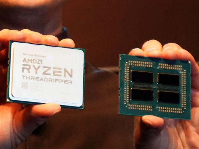 Se avista la nueva bestia del lado verde, AMD Ryzen Threadripper 2990X con 32 cores y 64 threads