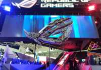 COMPUTEX2018: ASUS y Republic of Gamers cautivan a los asistentes de Computex 2018 con su stand Grand Product-Experience