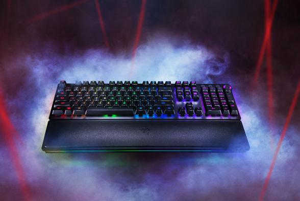 Razer presenta nuevos teclados Huntsman con nuevos Switches