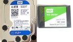 Review WD SSD Green 240GB + WD SSHD Blue 4TB: Una combinación efectiva para tu PC