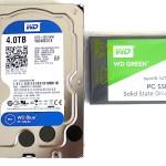 Review WD SSD Green 240GB + WD SSHD Blue 4TB: Una combinación efectiva para tu PC