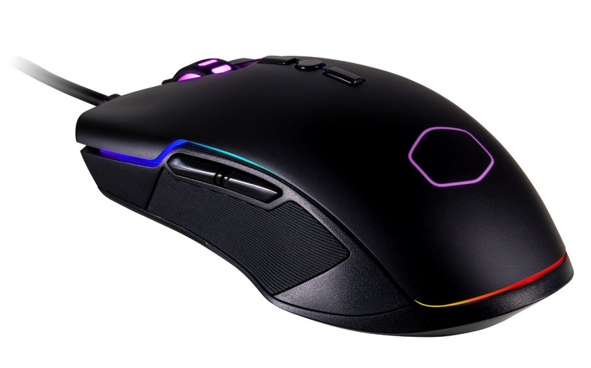 Cooler Master anuncia su nuevo mouse gamer CM310