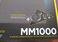 Review Mousepad Corsair MM1000: Con cargador inductivo Qi